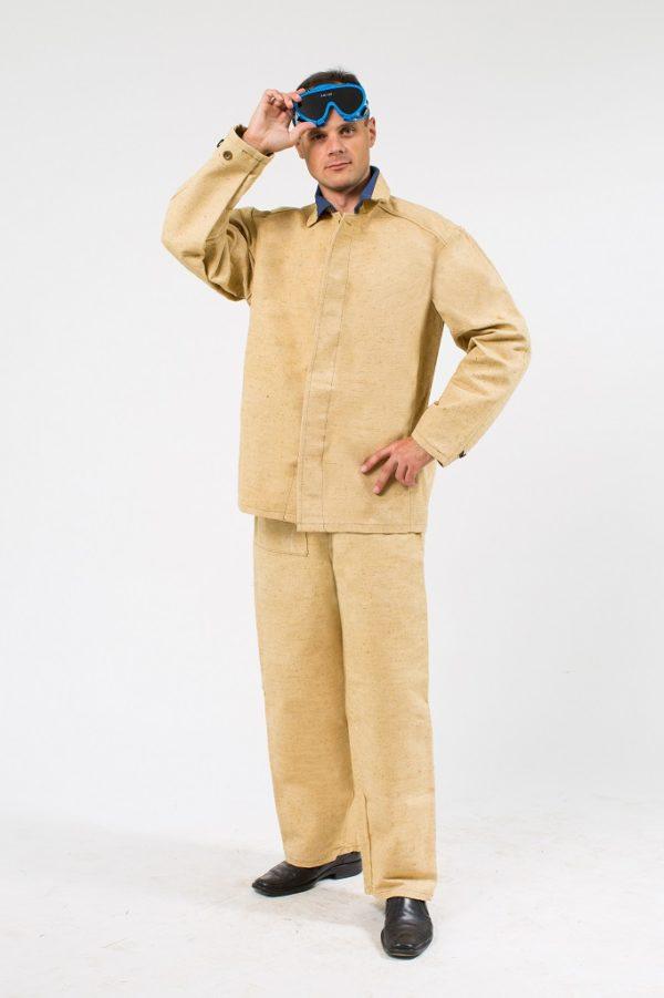 костюм брезентовый